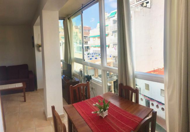 Apartamento en Benidorm - D-678 APARTMENT IN THE OLD BENIDORM