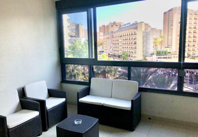 Apartamento en Benidorm - GEMELOS 26 BLUELINE LOW FLOOR [R151]