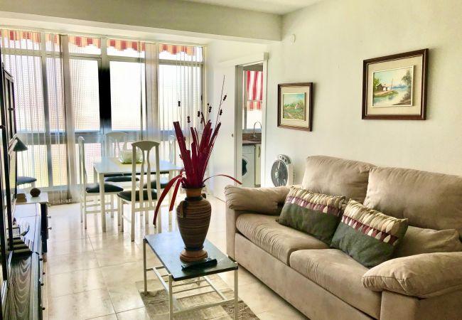 Apartamento en Benidorm - MEDITERRANEAN AVENUE APARTMENT [R260]