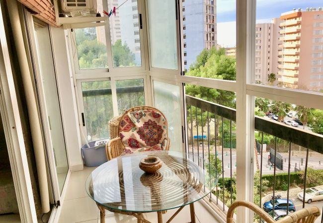 Apartamento en Benidorm - GREAT APARTMENT FOR HOLIDAY RENT RINCON DE LOIX [R520]
