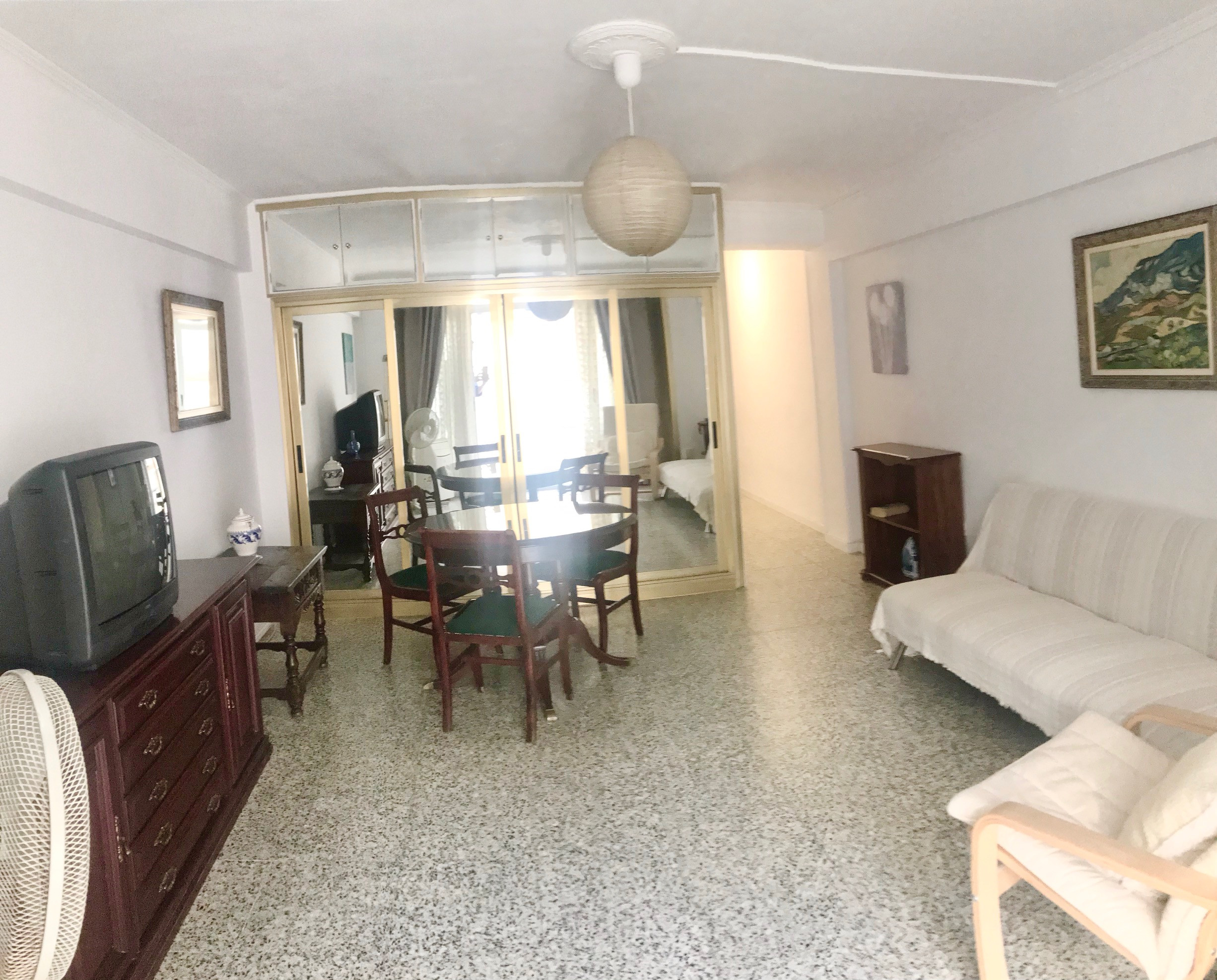R514 GREAT APARTMENT IN OLD TOWN - Apartments in Benidorm