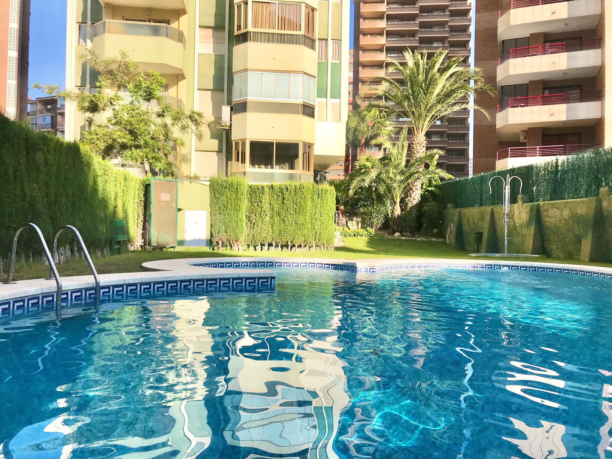 APARTMENT IN LEVANTE BEACH BENIDORM R522 - Apartments in ...